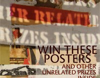 Win These Posters and Other Unrelated Prizes Inside  |  Norma Cole